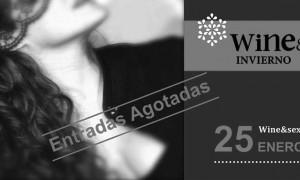 AFORO COMPLETO DE LA 14 EDICIÓN DE @WINEANDSEX DE @BODEGASMONJE
