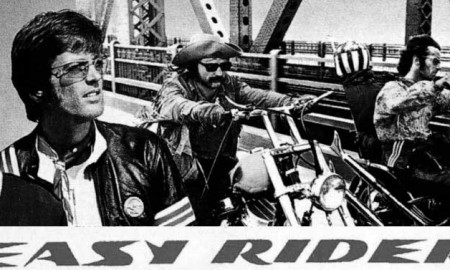 BORN TO BE WILD ( STEPPENWOLF). PELÍCULA: EASY RIDER