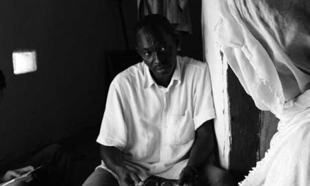 José Naranjo, en su labor de comunicador en África. / CANARIAS3PUNTOCERO