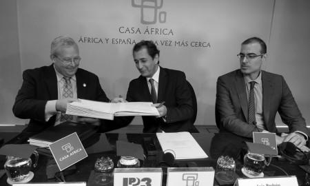 FIRMA ACUERDO IP3 CASA AFRICA