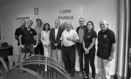 Loro Parque Fundación_reunión comité consejero 2015