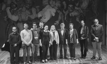 Premio María Orán de Música de Cámara. Espacio Cultural de Cajacanarias © Aarón S. Ramos/Cajacanarias