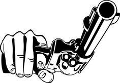 pistola (pinterest)