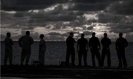 Militares marina