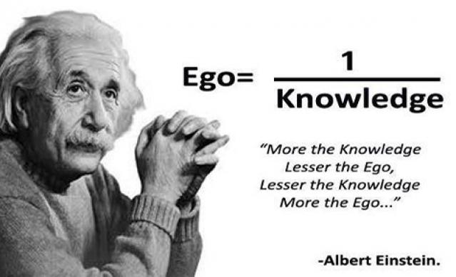 einstein-ego