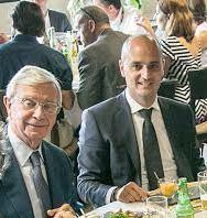 Ansón y Ezequiel Pérez (Incabe Heineken)