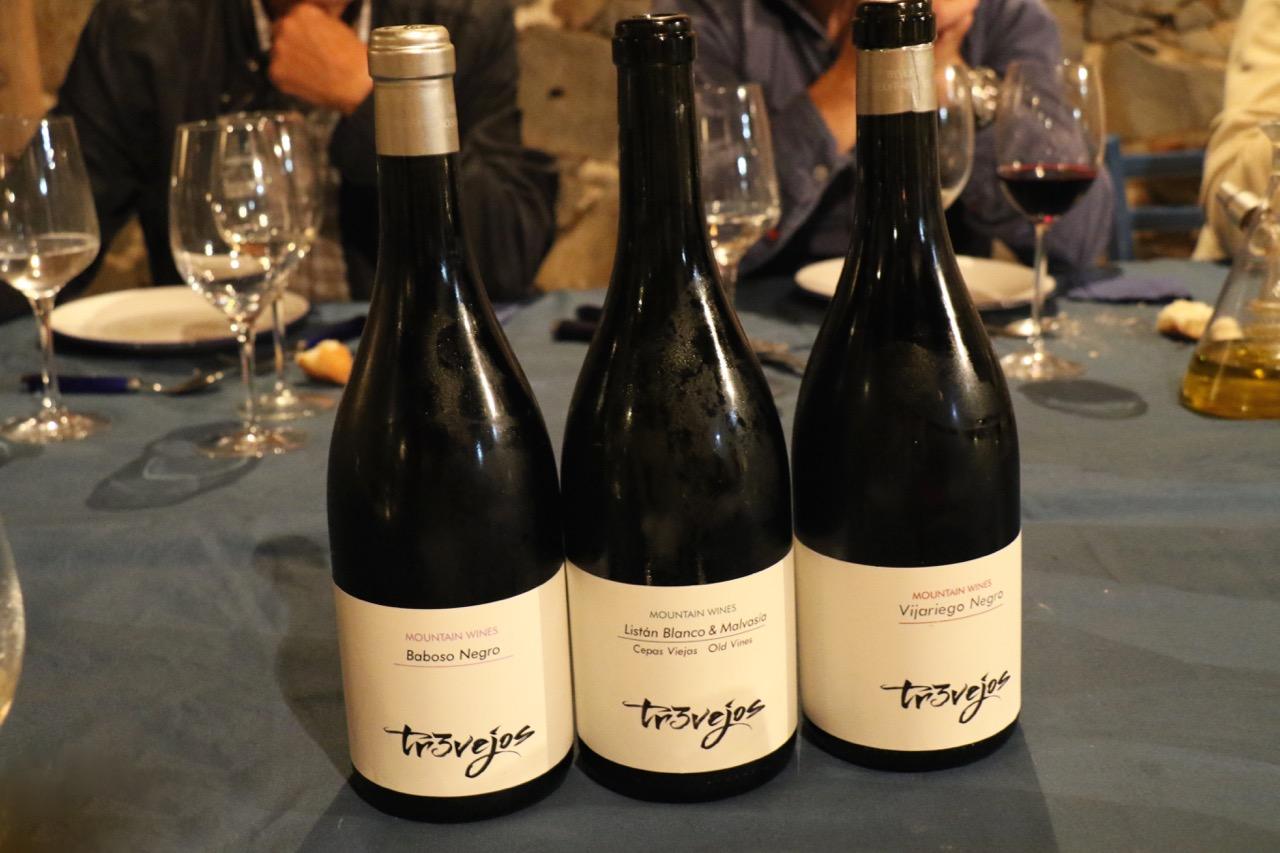 Botellas de Mountain Wines