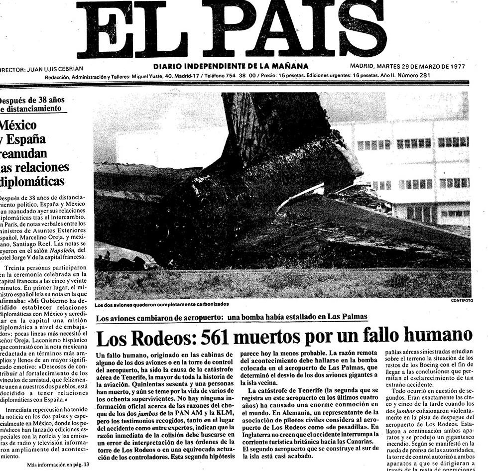 Los Rodeos El País