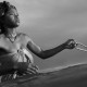 femme pcheuse de Bichiques  Madagascar