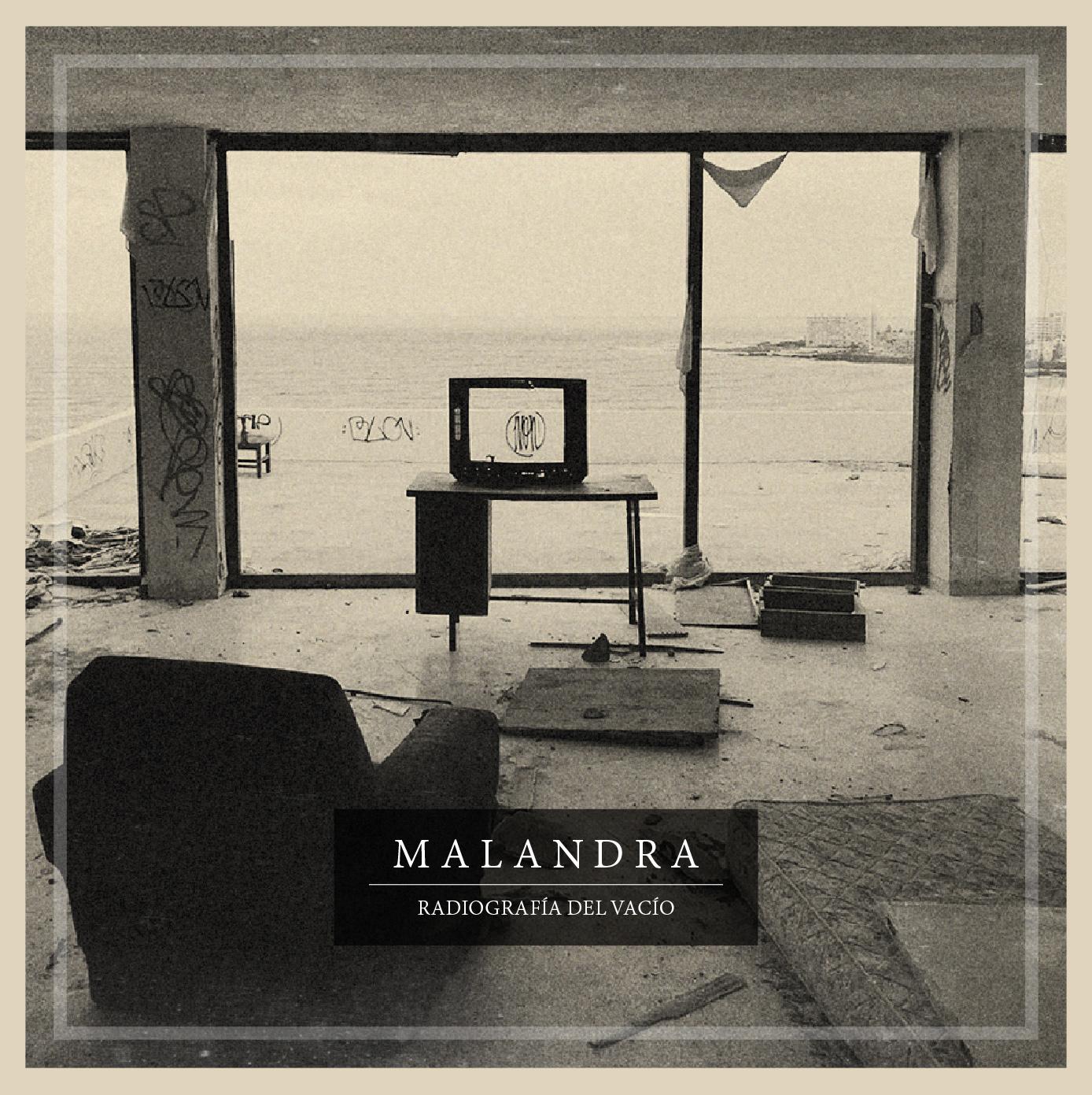 Malandra-Portada CD