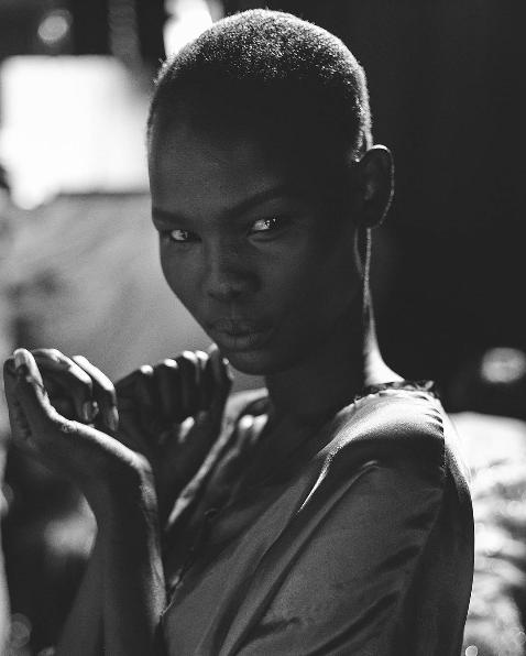 Highlights of day 2 from #GTBankFshnWknd // Faces: A beautiful model // #GTBankFashionWeekend #EmmanuelOyelekePhotography #Fashion #Africa @gtbank