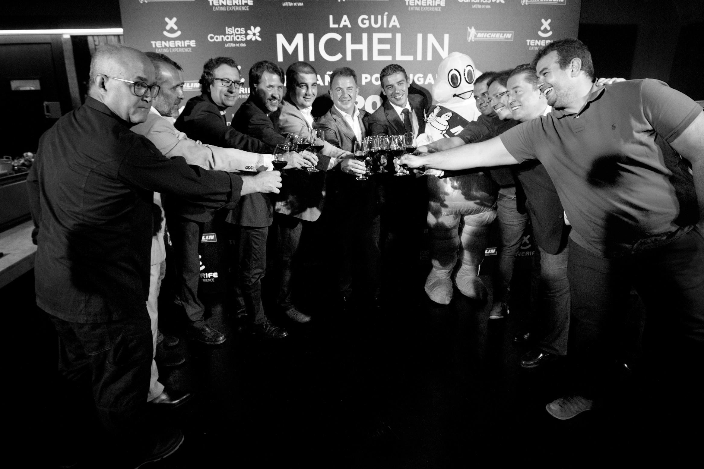 Michelín(1)(3)