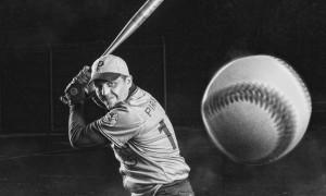 Jugador de softbol en Club Piratas de Tenerife