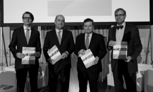 Presentación del Informe de coyuntura socioeconómica de Canarias por parte de La Caixa