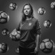 Samantha Tormo, entrenadora del Juvenil A del CD Tenerife