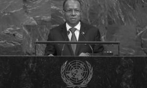 El primer ministro de Cabo Verde, Ulisses Correia, ante Naciones Unidas