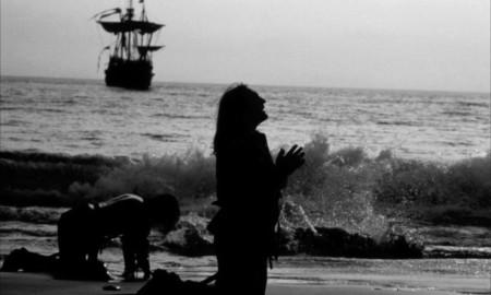Imagen de la película 1492, dirigida por Ridley Scott, protagonizada por Gerard Depardieu