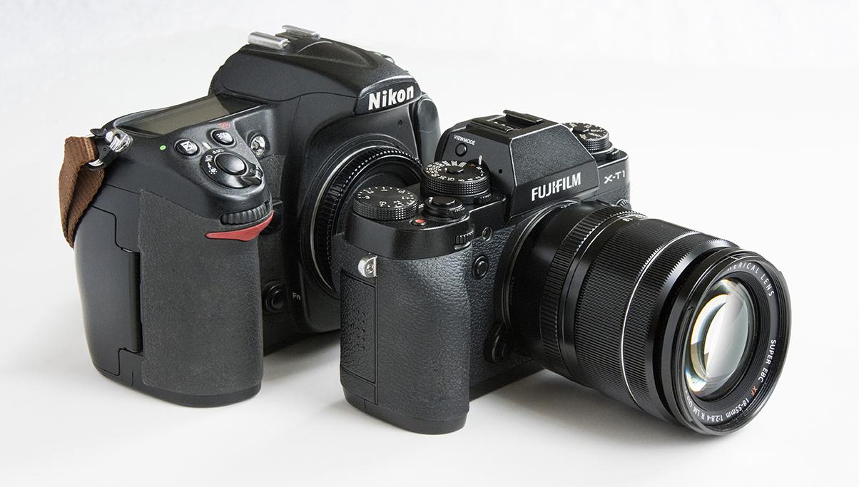 Diferentes tipos de cámaras del mercado