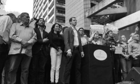 Juan Guaidó, Venezuela
