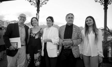 Homenaje Alfonso Delgado y Queda la broza
