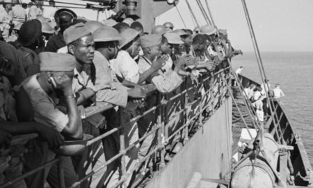 Héroes de África contra el nazismo