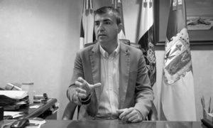 Manuel Domínguez, alcalde de Los Realejos