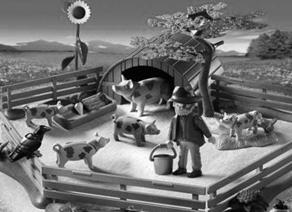 Playmobil-y-animales-de-granja