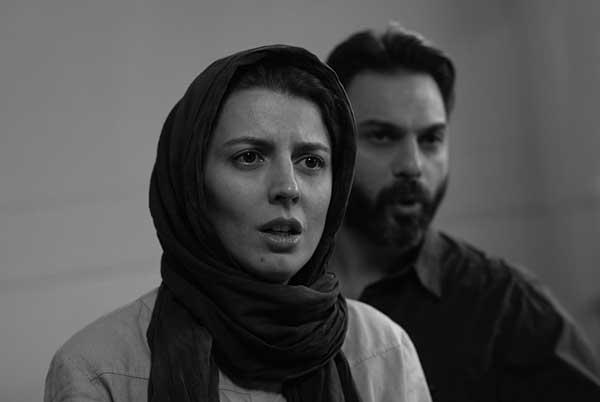 Un pasaje de la película Nader y Simin, una separación.