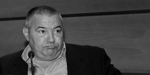 Santiago Rodríguez, presidente de Asprocan
