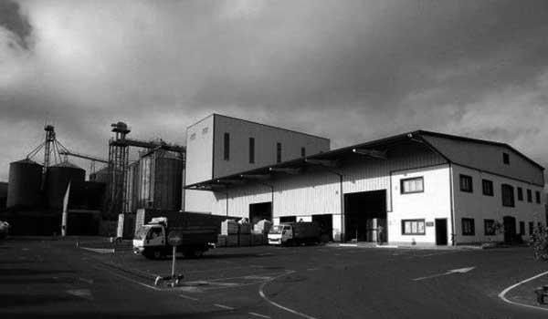 Imagen de archivo de la fábrica de piensos vendida por la Cooperativa La Candelaria. / CANARIAS3PUNTOCERO