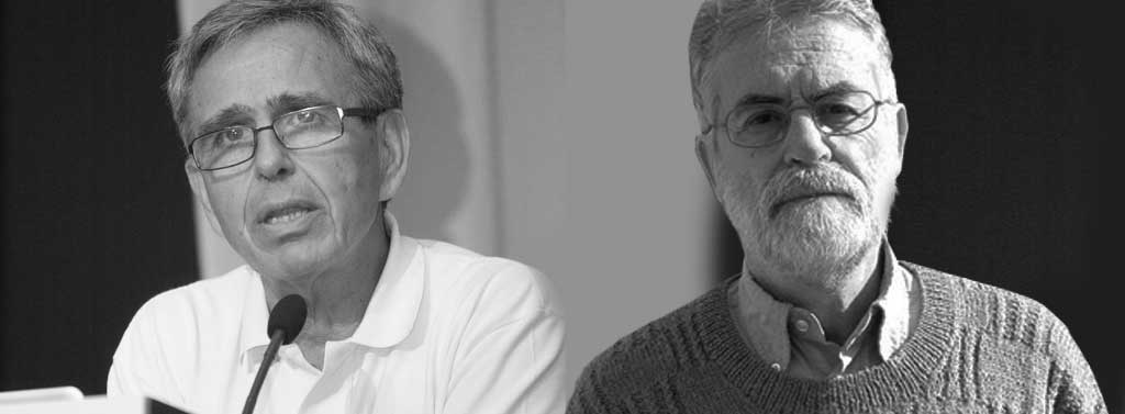 Ginés Morata y Ricardo Amils. / CANARIAS3PUNTOCERO