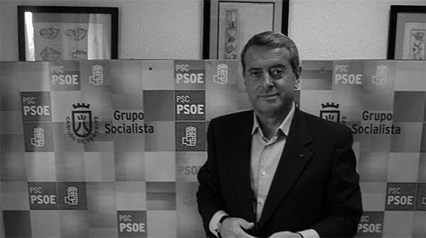 Aurelio Abreu, vicepresidente del Cabildo de Tenerife. / CANARIAS3PUNTOCERO