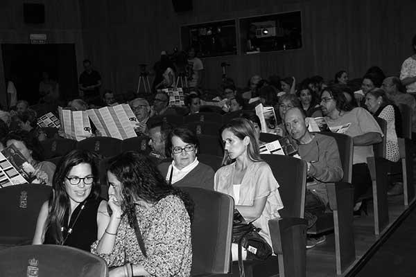 Imagen de archivo de público asistente al festival. / CANARIAS3PUNTOCERO