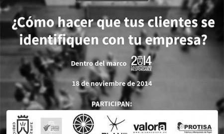 Cartel del foro convocado en la Casa Lercaro, en Aguere. / CANARIAS3PUNTOCERO