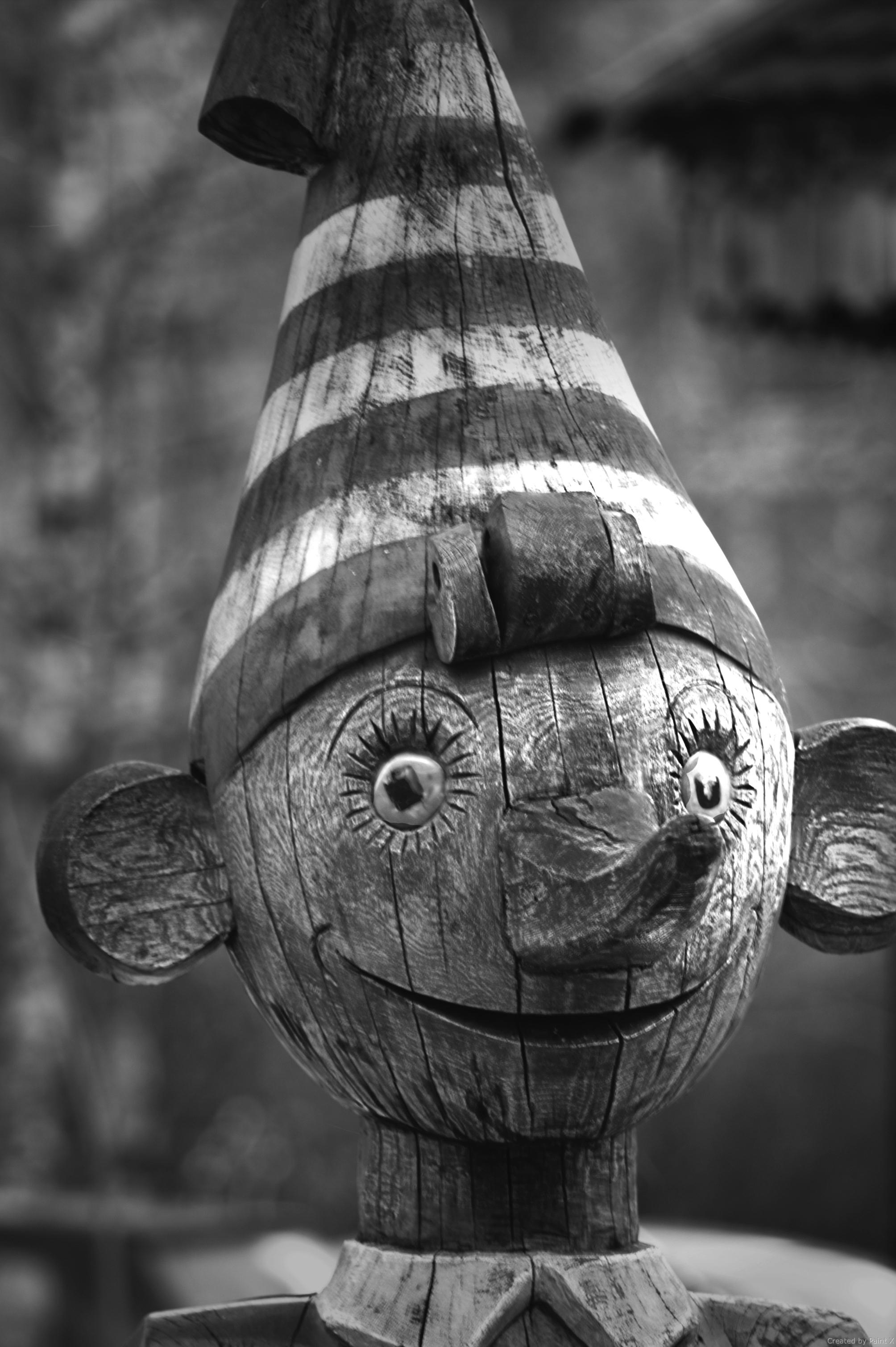 Pinocho (Park Iskusstv, Moscú). Extraído de www.flickr.com. / Foto de Pedro J. Pacheco