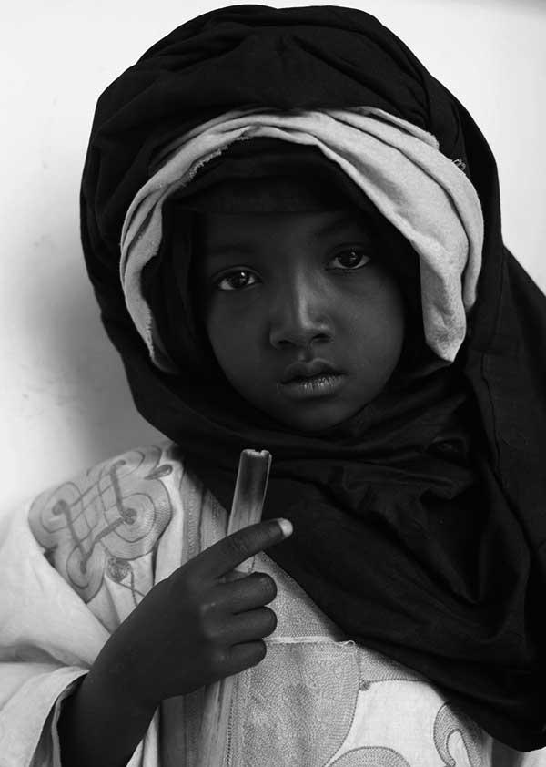 Fotografía de Aldai recogida en la publicación. / CASA ÁFRICA