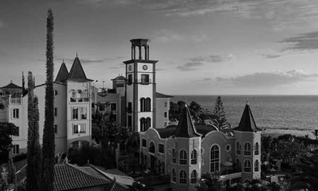 Hotel Bahía del Duque, en Costa Adeje, Tenerife. / CANARIAS3PUNTOCERO