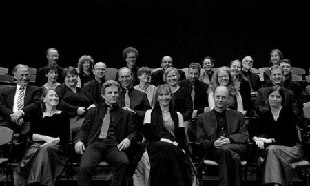 Foto de familia de la Akademie für Alte Musik Berlin. / FIMC