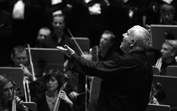 Imagen de archivo de Minkowski y Les Musiciens du Louvre. / CANARIAS3PUNTOCERO