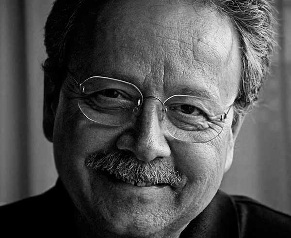Retrato del profesor Andrés Sánchez Robayna. / FUNDACIÓN CAJACANARIAS