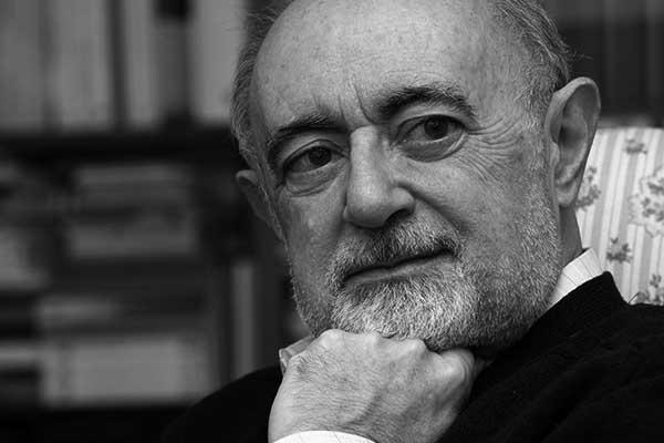 El catedrático de Filología Griega Carlos García Gual. / FUNDACIÓN CAJACANARIAS