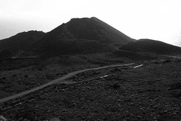 El volcán Teneguía, la erupción aérea más reciente de Canarias. / CANARIAS3PUNTOCERO