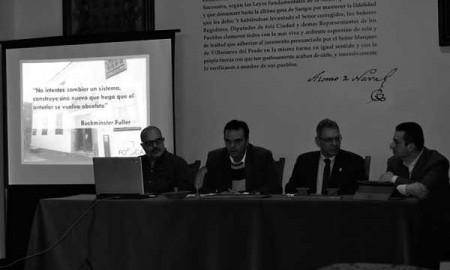 Imagen de la presentación realizada ayer en La Laguna. / CANARIAS3PUNTOCERO