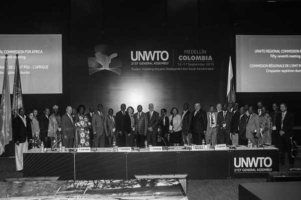 OMT grupo africano.