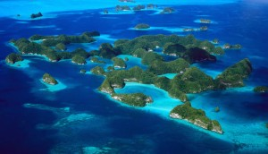 Rock Islands Southern LagoonPALAU