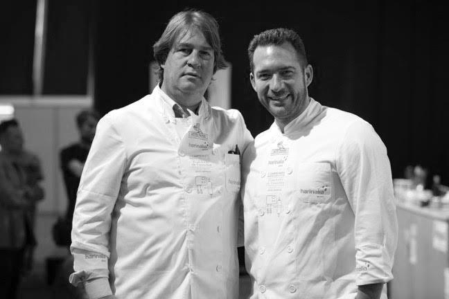 Fran Belín y David Pallás