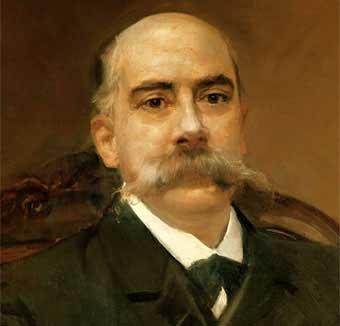 Don Emilio Castelar, uno de los padres constitucionales