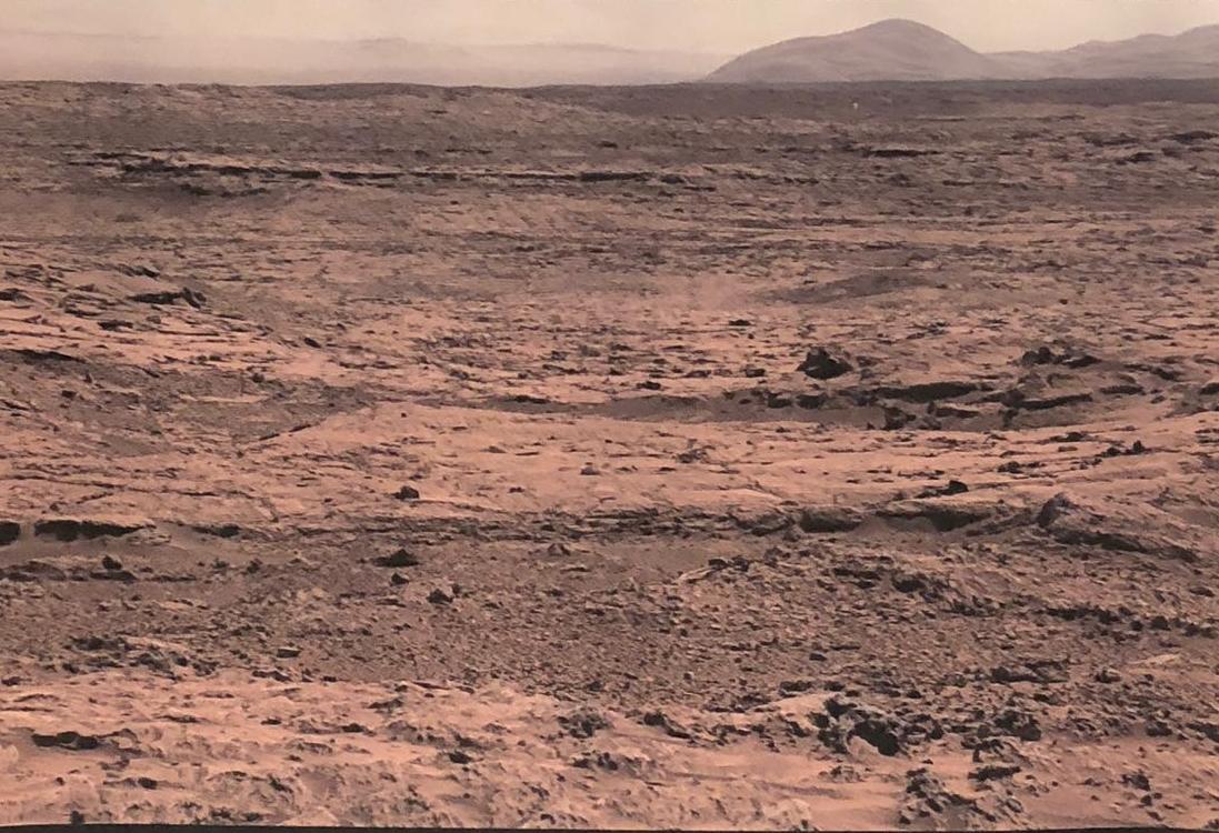 Marte (fuente NASA)