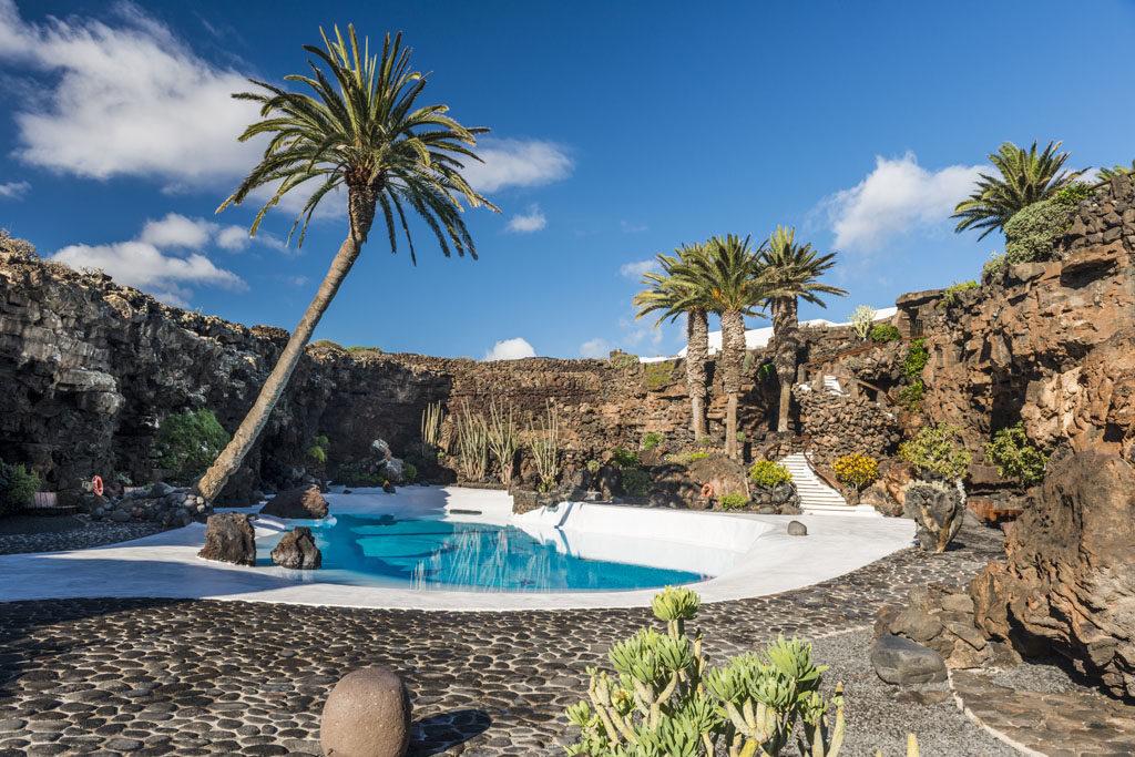 Jameos del Agua. Foto cedida por Centros de Arte, Cultura y Turismo de Lanzarote.