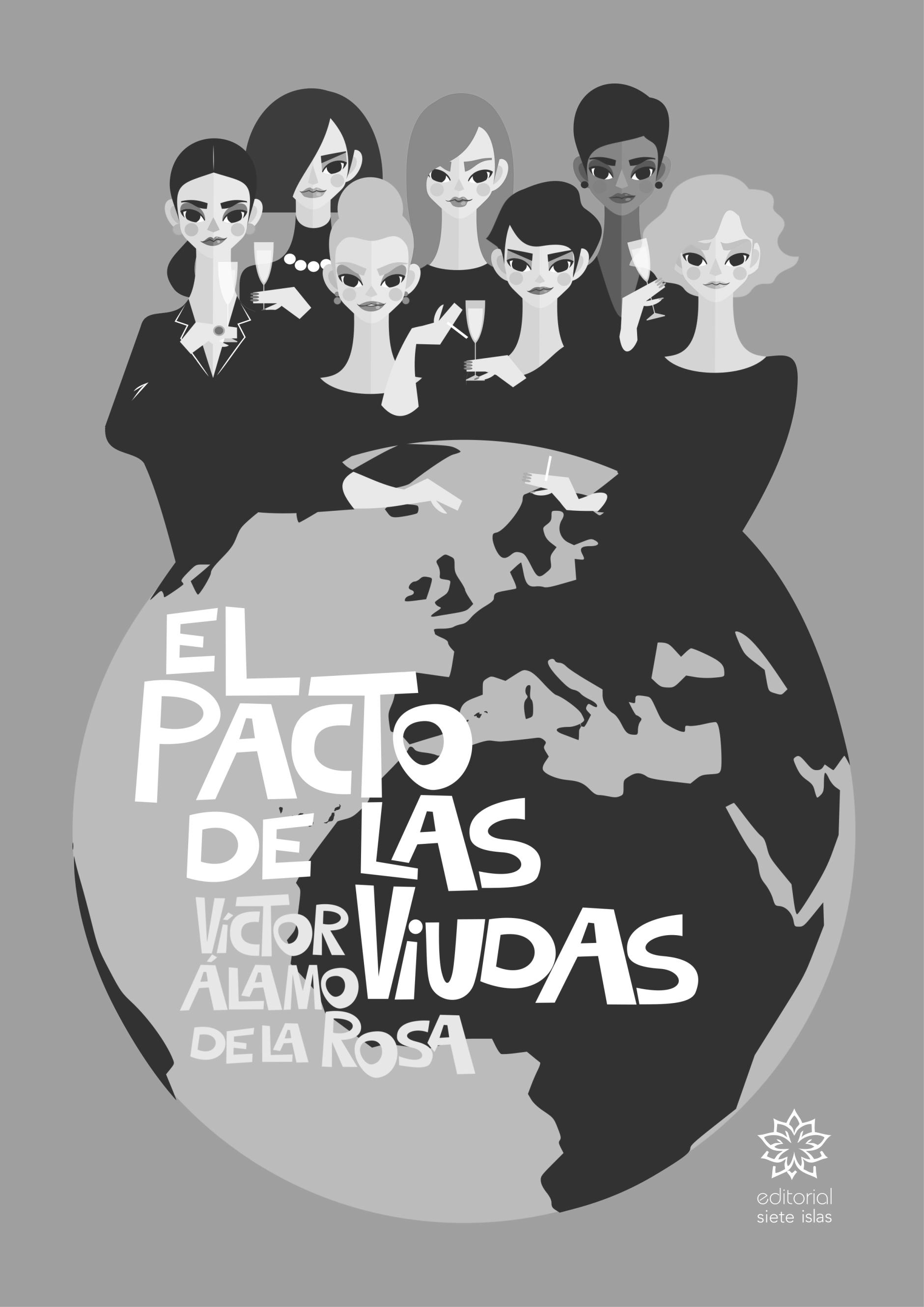 El Pacto de las Viudas en la Feria del Libro